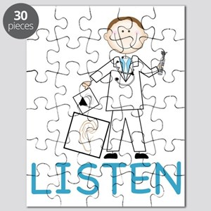 I Listen Puzzle