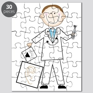 Male Audiologist Puzzle