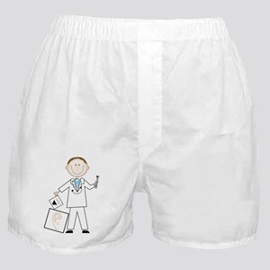 Male Audiologist Boxer Shorts