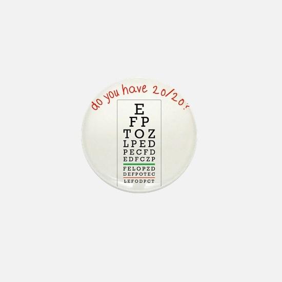 20/20 Mini Button