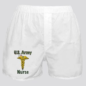 US Army Nurse Boxer Shorts