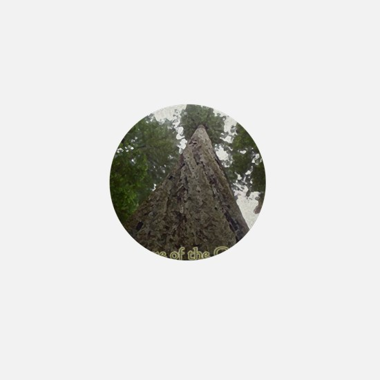 Founders Tree Tall - Avenue of the Gia Mini Button