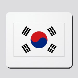 South Korean flag Mousepad