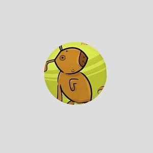 Boob Hound Mini Button