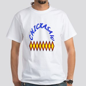 CHICKASAW TRIBE White T-Shirt