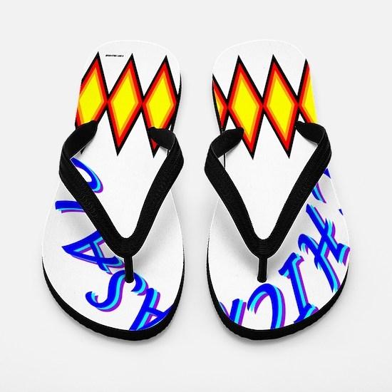 CHICKASAW TRIBE Flip Flops