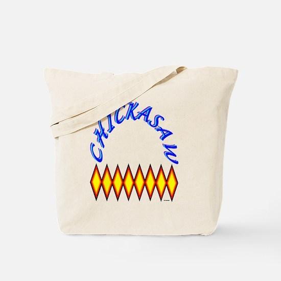 CHICKASAW TRIBE Tote Bag