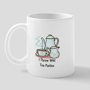 Wild Tea Parties Mug