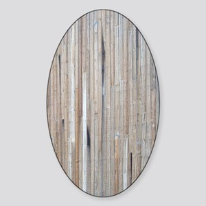 Barnwood Sticker (Oval)