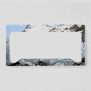Alaska is Awesome: Portage Gl License Plate Holder