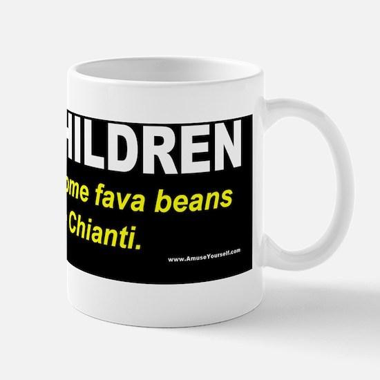 ...And A Nice Chianti Mug