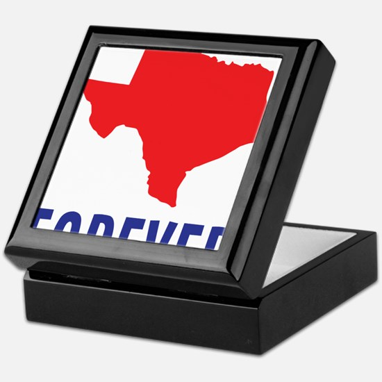 Texas Forever Keepsake Box
