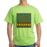 Chickasaw pride Green T-Shirt