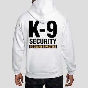 K-9 Unit Hooded Sweatshirt