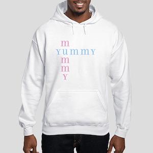 Mummy Yummy Hooded Sweatshirt