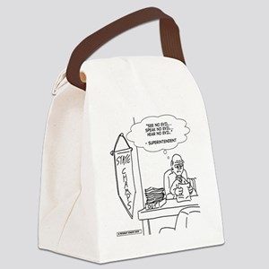 4057 Canvas Lunch Bag