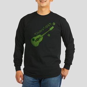 Sham Rock Long Sleeve Dark T-Shirt