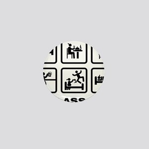 Pottery-ABA1 Mini Button