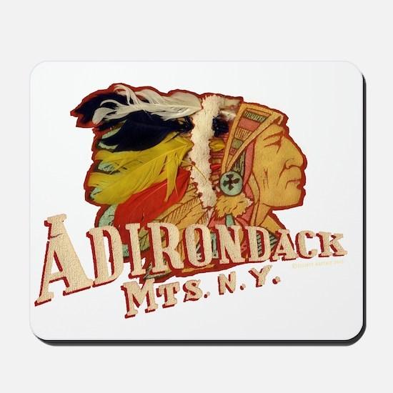 Adirondack Indian Mousepad