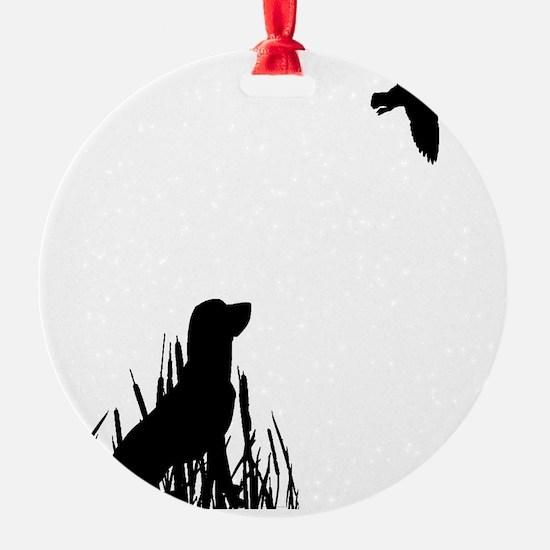 Duck Hunt Ornament