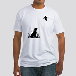 Duck Hunt Fitted T-Shirt