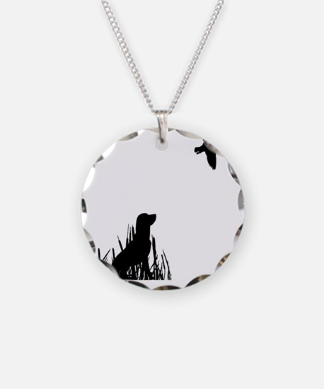 Duck Hunt Necklace