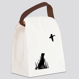 Duck Hunt Canvas Lunch Bag