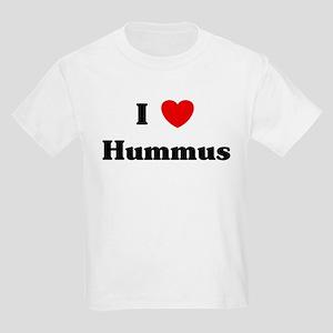 I love Hummus Kids Light T-Shirt