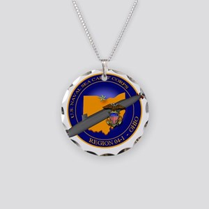 Naval Sea Cadet Corps - Regi Necklace Circle Charm