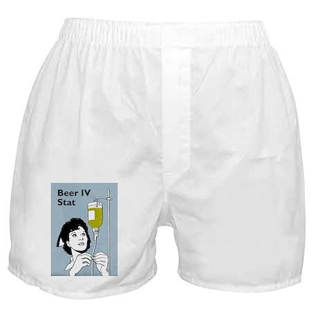 Beer IV Stat Boxer Shorts