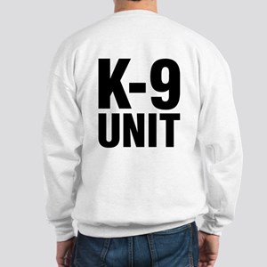 K-9 Unit Dog Handler Sweatshirt