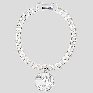 5057 Charm Bracelet, One Charm