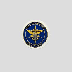 Naval Sea Cadet Corps - Region 4-1 PAO Mini Button