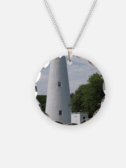 Ocracoke, North Carolina Lig Necklace
