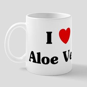 I love Aloe Vera Mug
