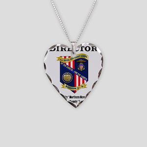 Empire Region 03-4 - Director Necklace Heart Charm