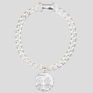 6058 Charm Bracelet, One Charm