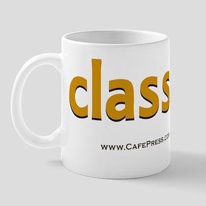 Be Happy Classicist lightapparel Mug