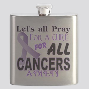 All Cancer Flask
