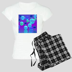 Violet Mist Women's Light Pajamas