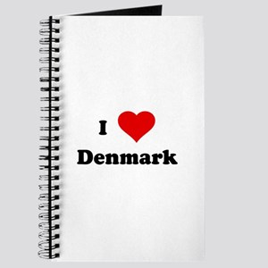 I Love Denmark Journal