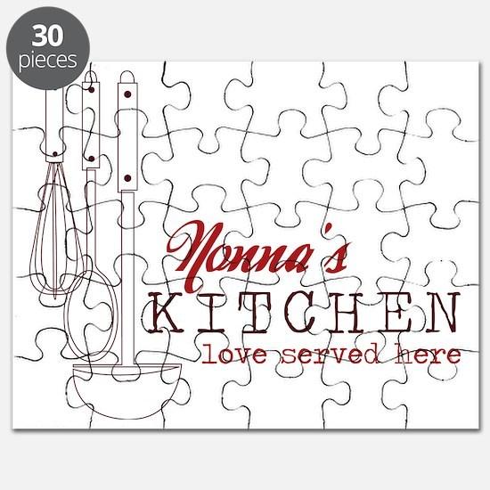 Nonna's Kitchen Puzzle