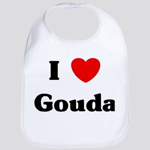 I love Gouda Bib