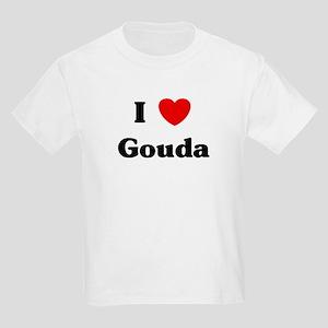 I love Gouda Kids Light T-Shirt