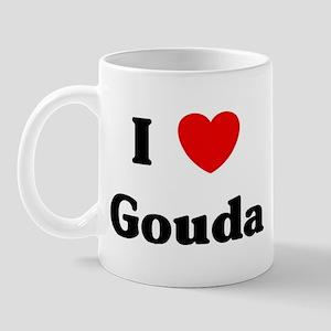 I love Gouda Mug
