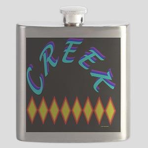 CREEK TRIBE Flask
