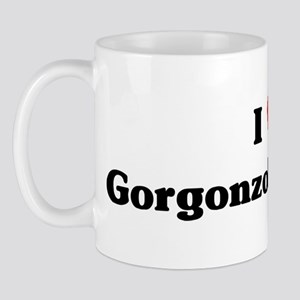 I love Gorgonzola Cheese Mug