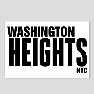 Washington Heights NYC Postcards (Package of 8)
