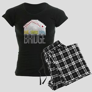 Bridge Women's Dark Pajamas