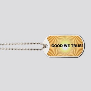 In Good We Trust Dog Tags